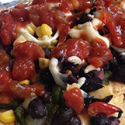 Roasted Vegetable Nachos Recipe | UPMC Health Plan