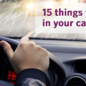 15 things you should have in your car when you travel | UPMC Health Plan