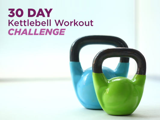 30 Day Kettlebell Workout Challenge Upmc Myhealth Matters