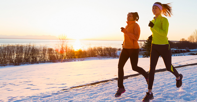 What to wear on your winter run | UPMC MyHealth Matters