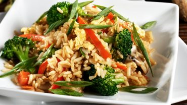 Meatless Stirfry