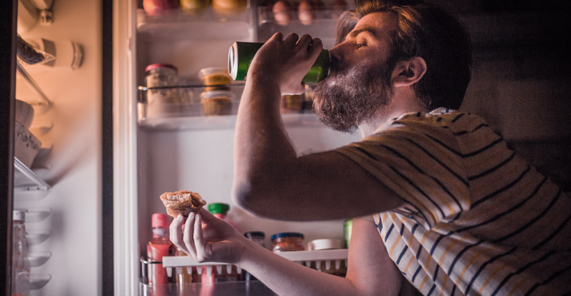 The Truth About Late Night Eating | UPMC MyHealth Matters