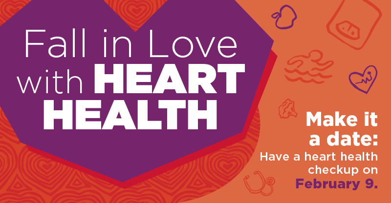 fall in love with heart health | upmc myhealth matters