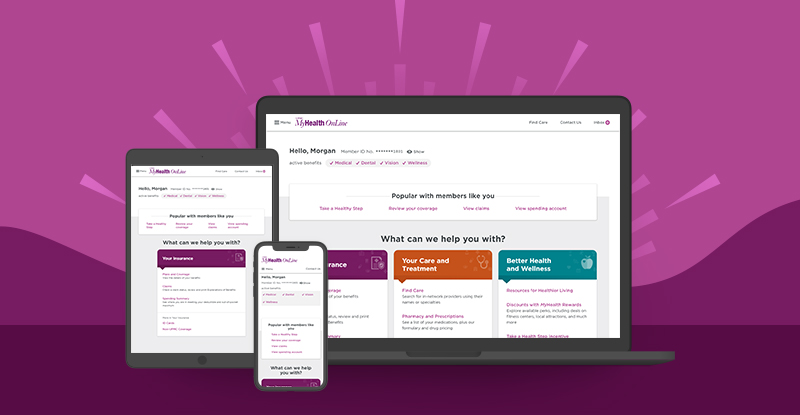 New & Improved: MyHealth OnLine | UPMC MyHealth Matters