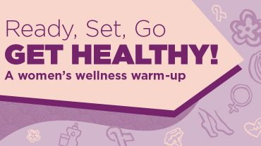 Ready, Set, Go Get Healthy!