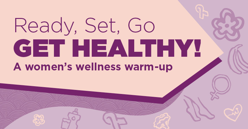 Event: Ready, Set, Go Get Healthy! | UPMC MyHealth Matters
